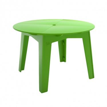 Garden table - round